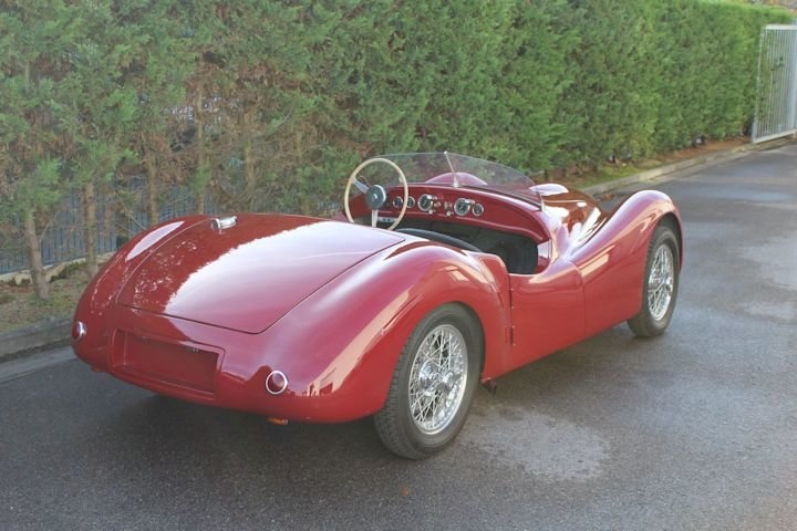 Fiat 508C barchetta by Bidée LHD - 1938 For Sale (picture 2 of 6)