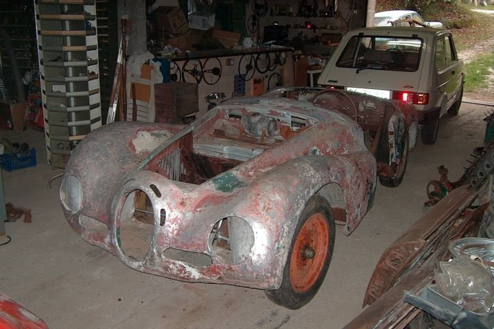 Fiat 508C barchetta by Bidée LHD - 1938 For Sale (picture 4 of 6)
