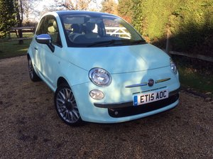 2015 Fiat 500 Lounge 1.2 done only 34000 Miles SOLD