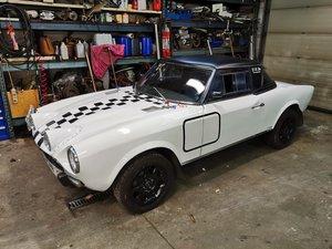 1976 Historic rally car
