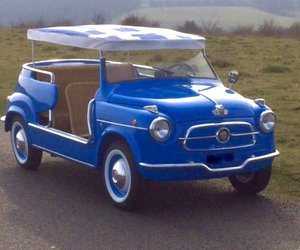 1958 Fiat Jolly Concours Rebuild  For Sale