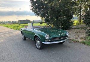 1969 Stunning original spider 112.050 km Dutch car For Sale