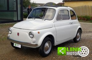 Fiat 500 L 1971 - Restaurata - Doc. e Targhe Originali - PE For Sale