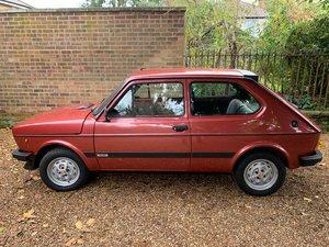 1980 Fiat 127 Sport 70hp - Concours Restoration