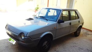 1980 Fiat Ritmo 60 5 Porte CL For Sale