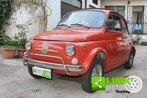 1969 Fiat 500 F