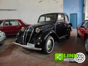 Fiat Balilla 508 C, anno 1938, funzionante, carrozzeria e m For Sale