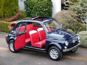 Fiat 500D Trasformabile 1964 LHD Italian - Exceptional!