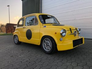1968 Fiat Abarth 1000TC Racecar ! For Sale