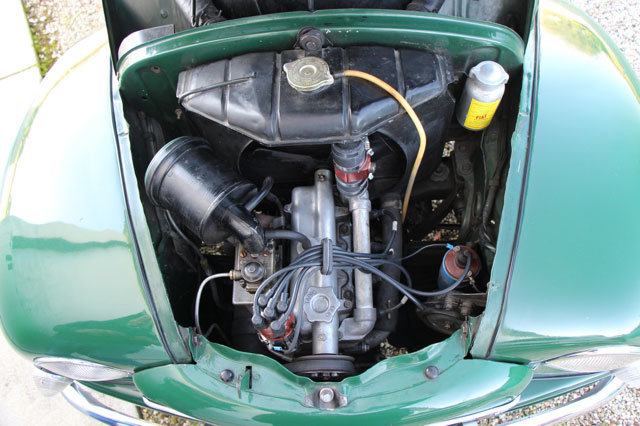 1954 Fiat 500 C Topolino Giardinetta Belvedere SOLD (picture 2 of 6)