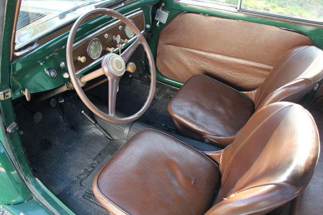 1954 Fiat 500 C Topolino Giardinetta Belvedere SOLD (picture 4 of 6)