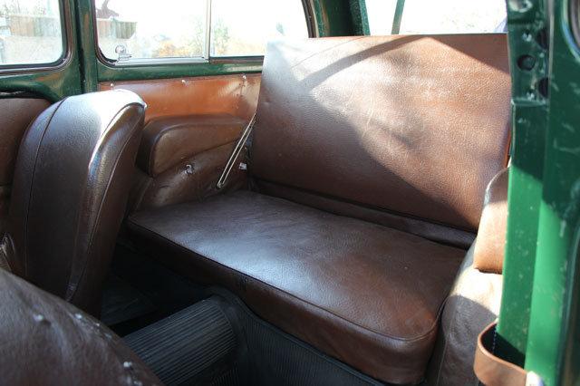 1954 Fiat 500 C Topolino Giardinetta Belvedere SOLD (picture 5 of 6)