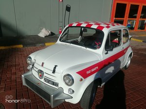 1960 Fiat 850 tc Abarth (replica)