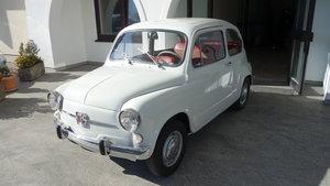 1969 Fiat 600 D