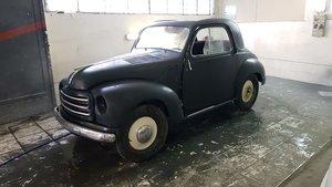 1949 Fiat Cinquecento 500 Topolino