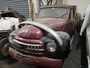 1950 Fiat Cinquecento 500 Topolino