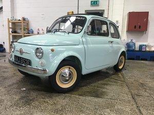 1967 Fiat 500 F
