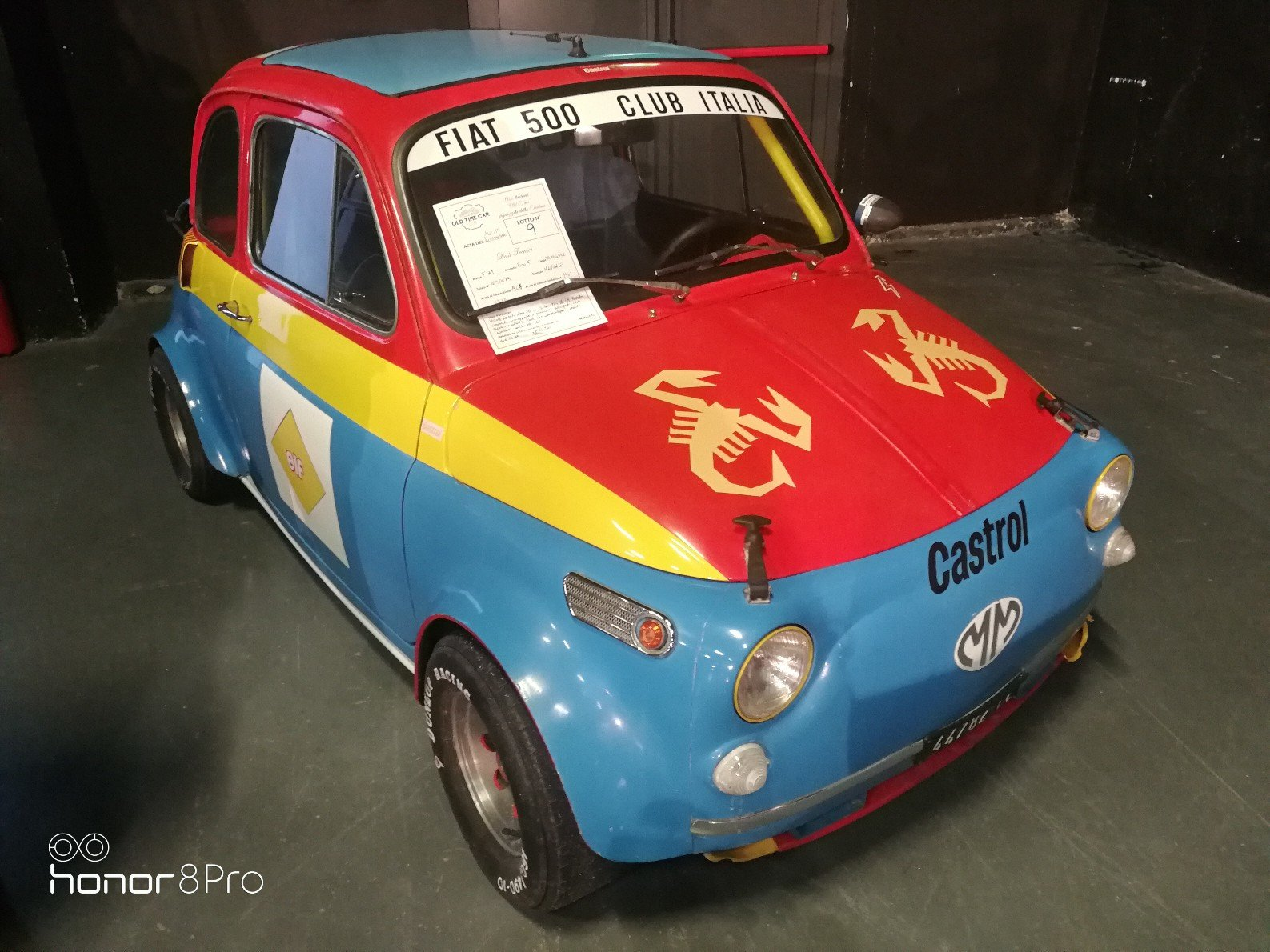 1960 Fiat 500 F elaborata For Sale (picture 1 of 6)