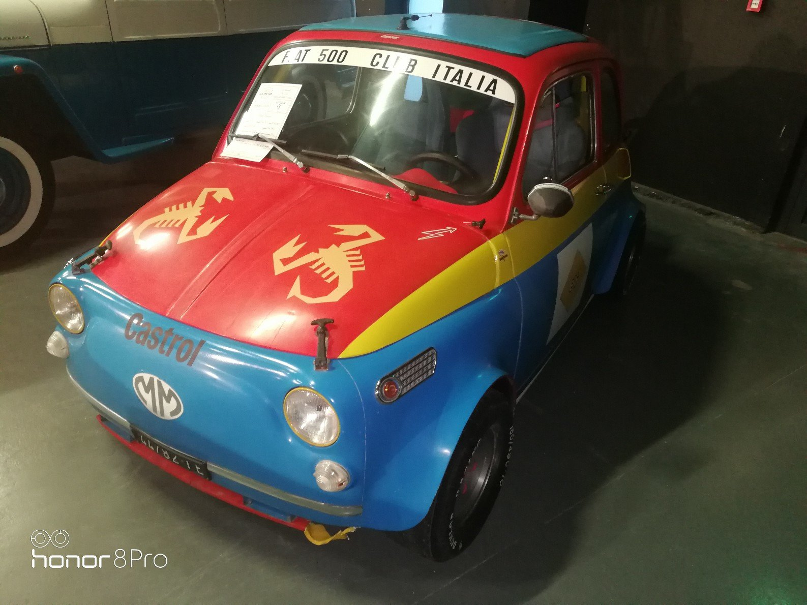 1960 Fiat 500 F elaborata For Sale (picture 2 of 6)