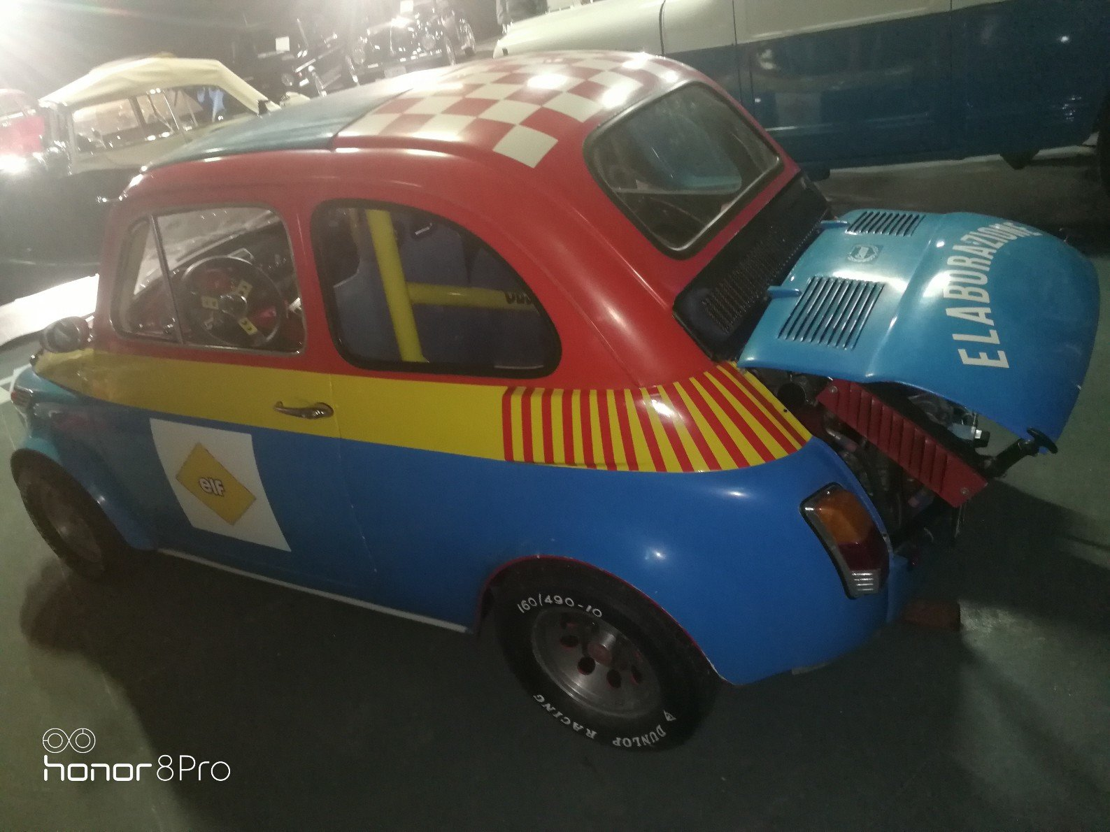 1960 Fiat 500 F elaborata For Sale (picture 4 of 6)