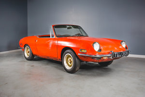 1970 Fiat 850 Spider For Sale