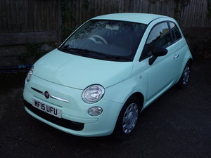 2015 Fiat 500 POP For Sale