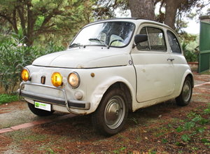 FIAT 500 L (1973) TO BE RESTORED