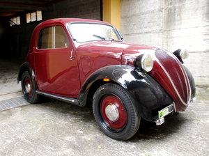 FIAT 500A 'TOPOLINO' (1937) For Sale