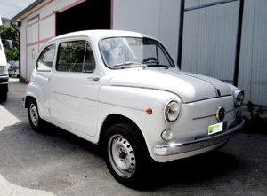 FIAT 600D 'PORTE A VENTO' (1960) For Sale