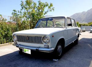 FIAT 124 (1966) FIRST SERIES
