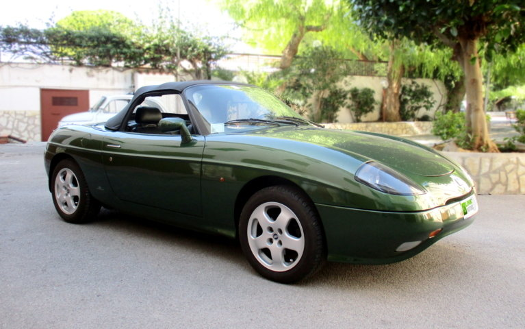 FIAT BARCHETTA 1.8 16V (1995) PERFECT For Sale (picture 1 of 6)