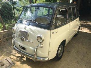 Fiat Multipla 600 model 1963