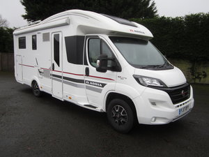 2017 Fiat Ducato Adria Matrix Sun Living Lido 42SL  For Sale