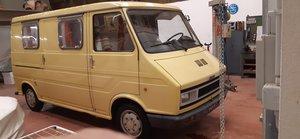 FIAT 242 diesel camper BRAND NEW!!!