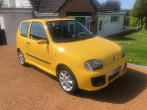 2003 FIAT SEICENTO ABARTH1.1 SPORTING For Sale