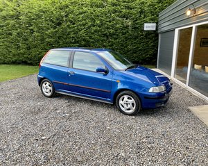 1995 Fiat Punto Turbo GT1 (low mileage)  For Sale