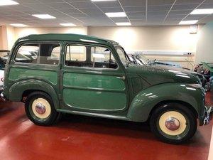 Fiat Topolino Belvedere-1954-exceptional condition.