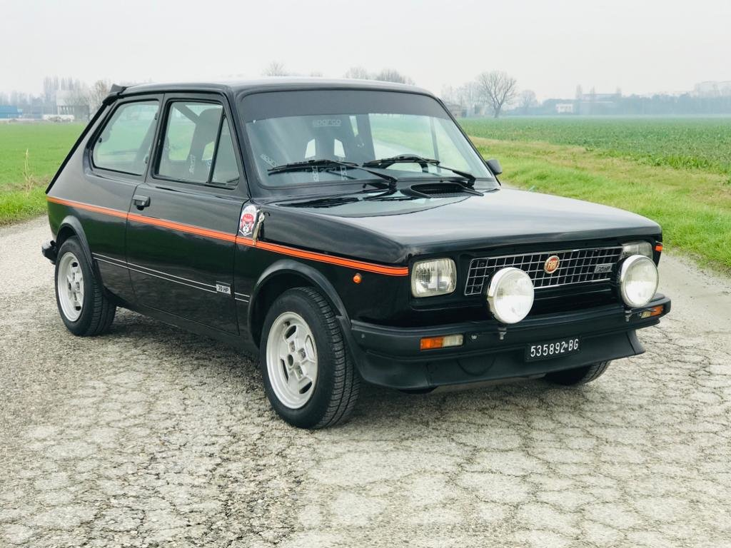 1979 FIAT 127 SPORT * ACI SPORT * ASI * ECCELLENTE!! * For Sale (picture 1 of 6)