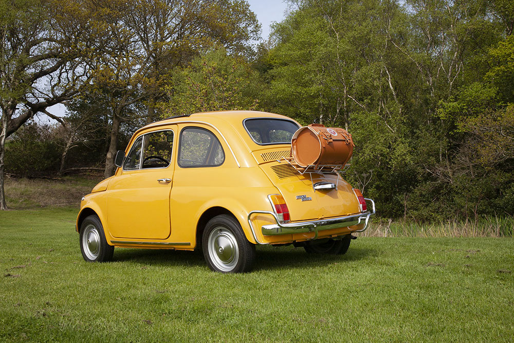 1970 FIAT 500L LHD  For Sale (picture 5 of 6)