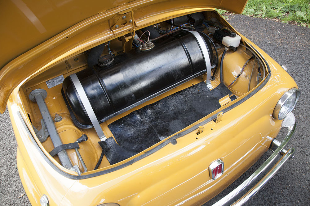 1970 FIAT 500L LHD  For Sale (picture 6 of 6)