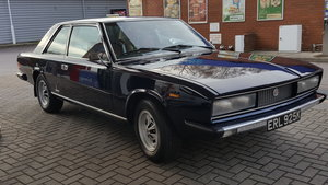Fiat 130 coupe, multiple show winning concours vehicle