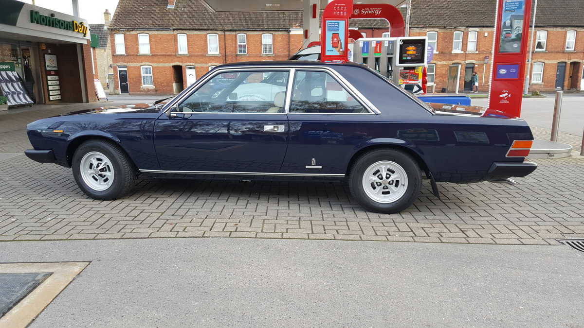 1972 Fiat 130 coupe, multiple show winning concours vehicle For Sale (picture 2 of 6)