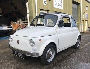 1969 Fiat 500L - Urban Cool Low Mileage restored condition Very C