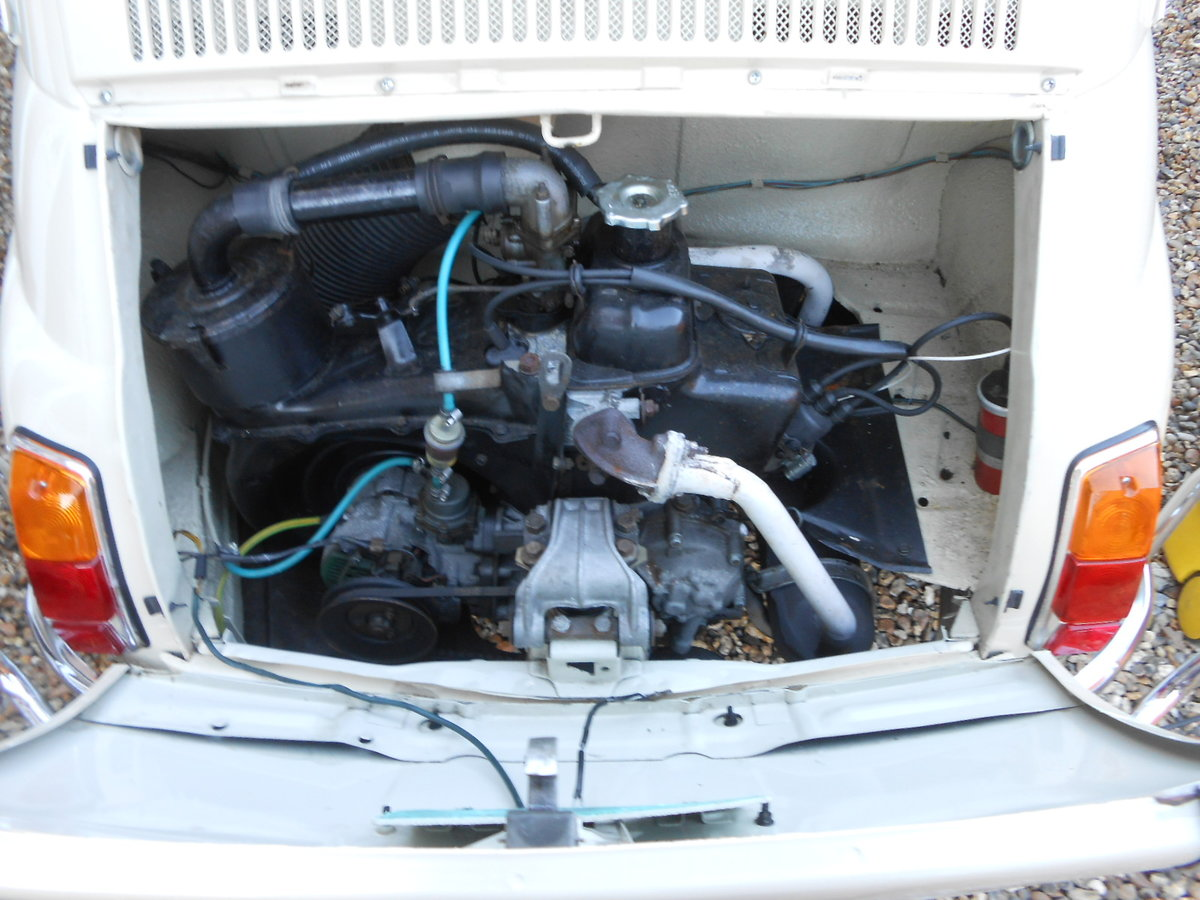 1970 Fiat 500l berlinina For Sale (picture 6 of 6)
