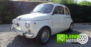 1967 Fiat GIANNINI 500 TV