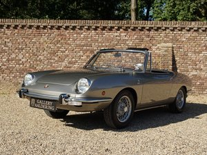 1972 Fiat Abarth 850 TC fully restored condition, well documented