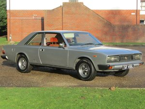 1972 Fiat 130 Coupe at ACA 25th January 2020 For Sale