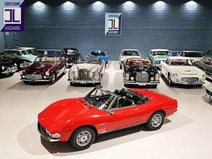 VERY ORIGINAL 1972 FIAT DINO SPIDER 2400 For Sale