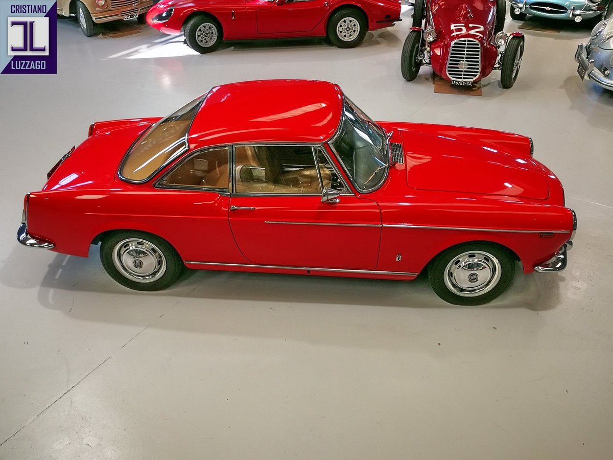 1966 FIAT 1500 COUPE' PININFARINA -3 OWNERS ONLY For Sale (picture 2 of 6)