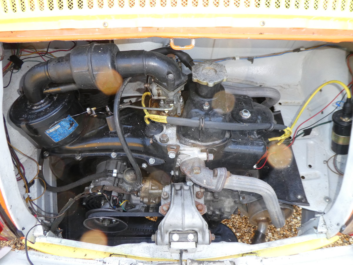 1967 Fiat 500 saloon For Sale (picture 5 of 6)